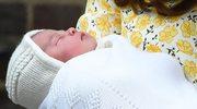 Królowa Elżbieta II odwiedziła małą Charlotte