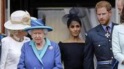 Królowa Elżbieta II reaguje na rezygnację księcia Harry'ego