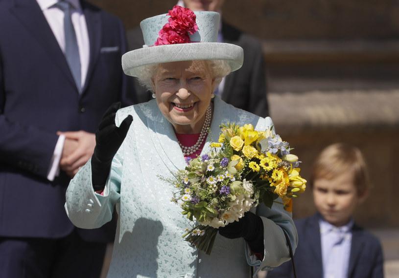 Królowa Elżbieta II w dniu 93 urodzin /KIRSTY WIGGLESWORTH / POOL / AFP /AFP