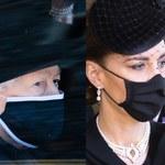 Królowa Elżbieta II w kiepskim stanie! Rodzina rusza jej na pomoc! Ale zachowanie Kate oburza!