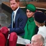 Królowa Elżbieta II wykorzystana przez Meghan Markle i Harry'ego?!