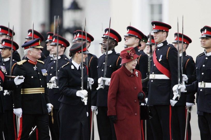 Królowa Elżbieta II z księciem Williamem /Tim Graham / Contributor /Getty Images