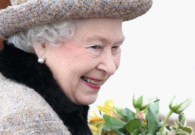 Królowa Elżbieta II /AFP