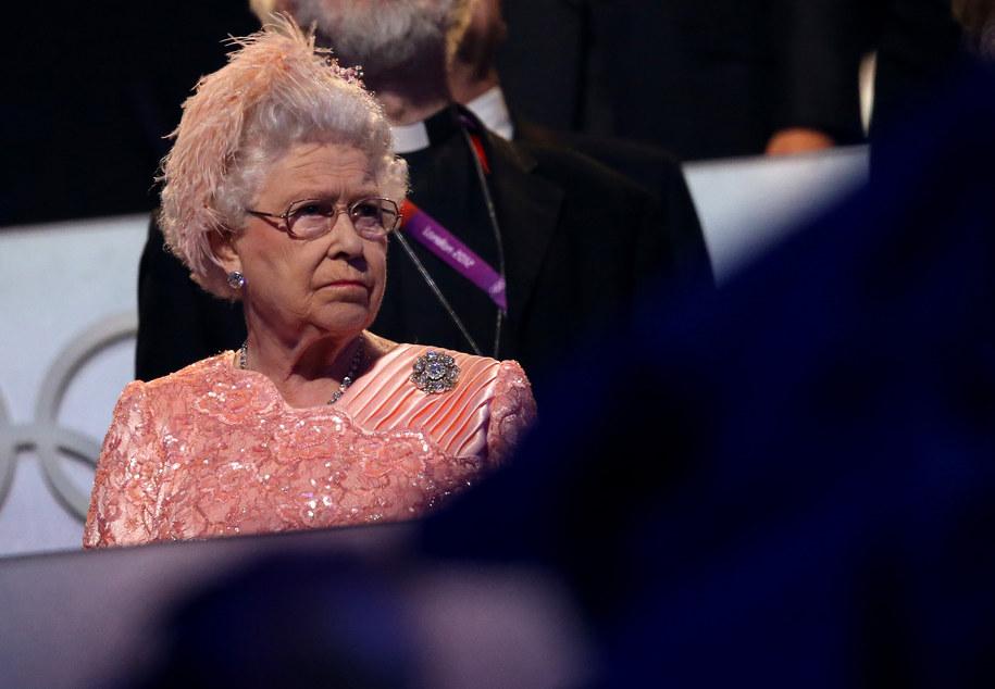 Królowa Elżbieta II /Christian Charisius   /PAP/EPA