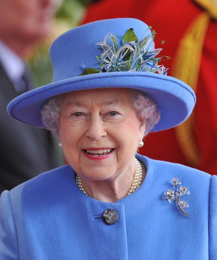 Królowa Elżbieta II /Toby Melville/POOL   /PAP/EPA