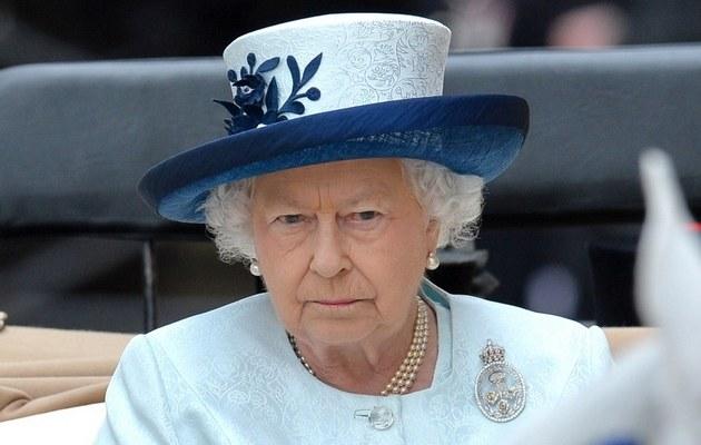 Królowa Elżbieta II /- /East News