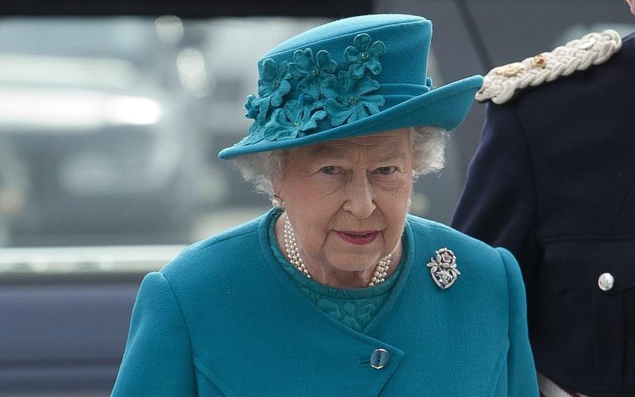 Królowa Elżbieta II / WILL OLIVER    /PAP/EPA