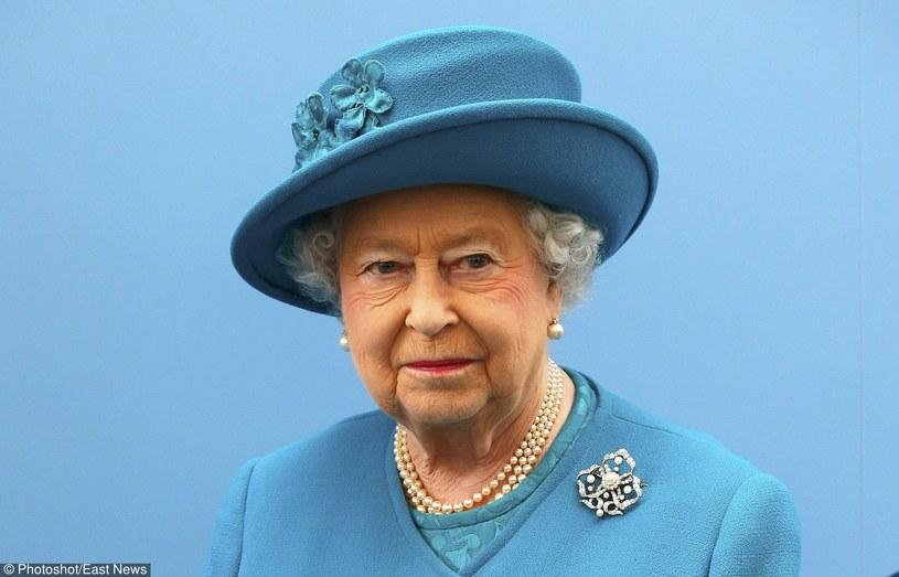 Królowa Elżbieta II /East News