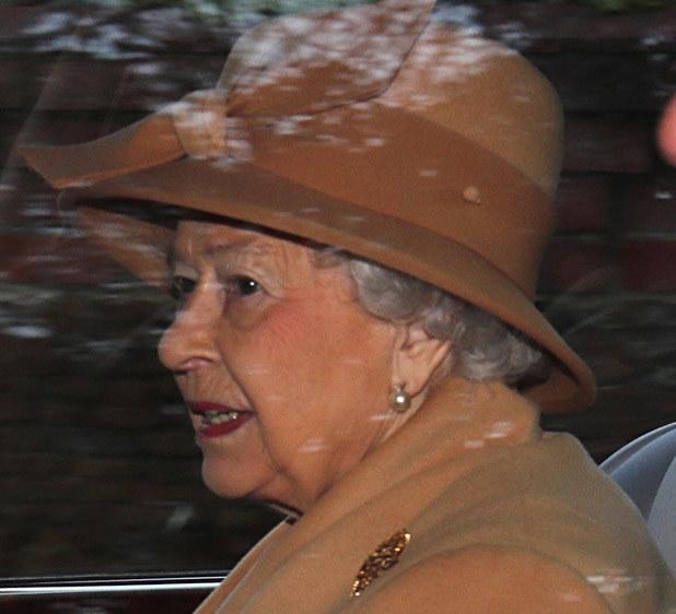 Królowa Elżbieta II /Chris Radburn    /East News
