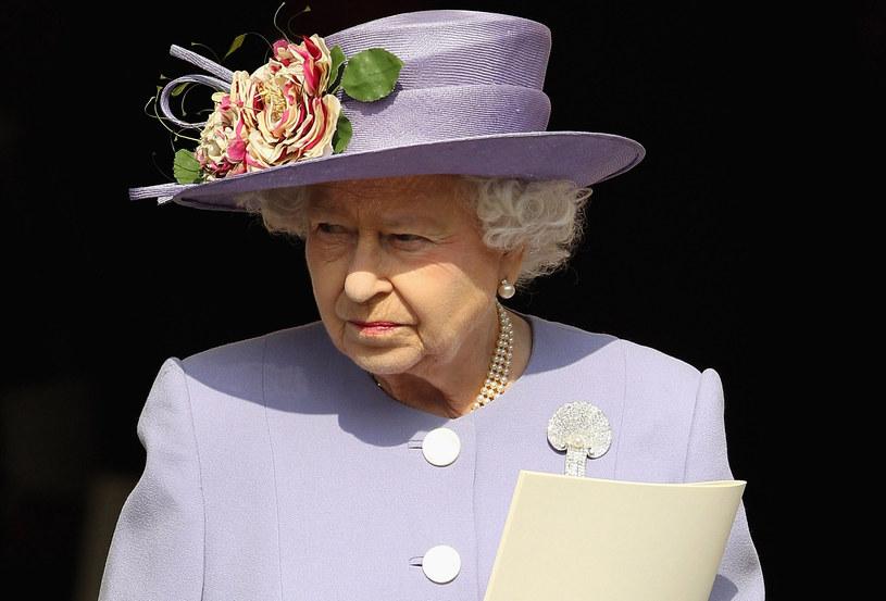 Królowa Elżbieta II /Chris Jackson /Getty Images