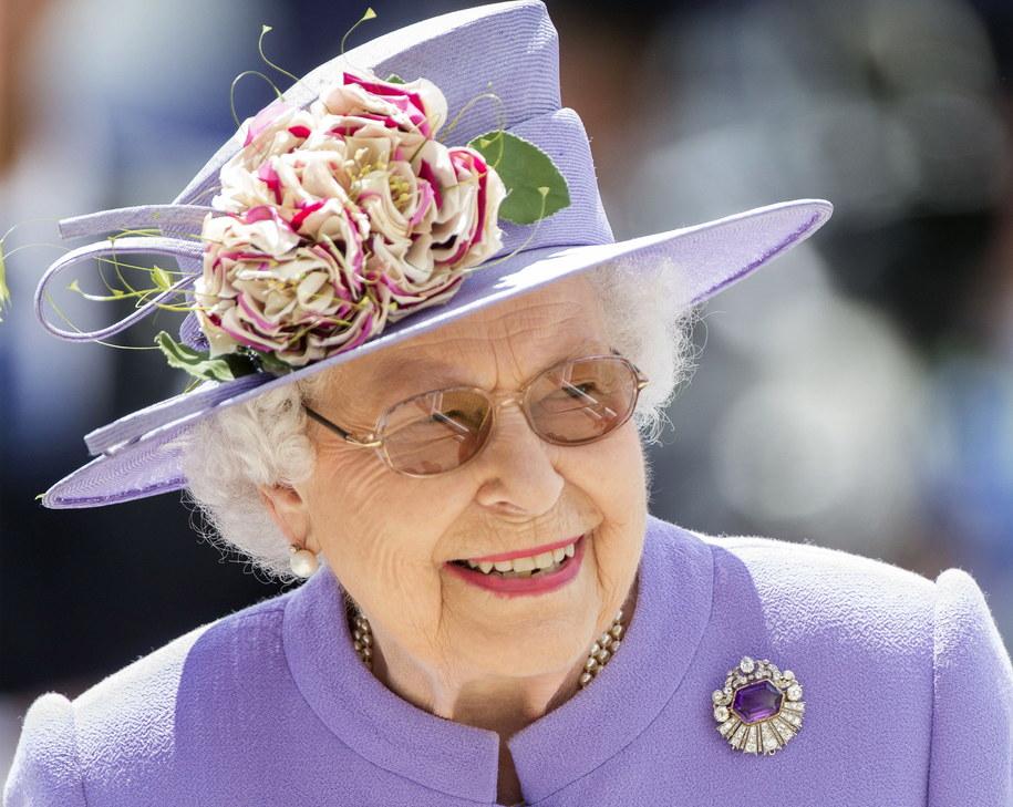 Królowa Elżbieta II / STR   /PAP/EPA