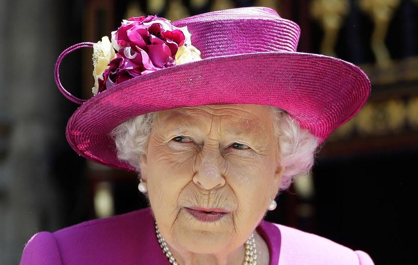 Królowa Elżbieta II /KIRSTY WIGGLESWORTH /AFP