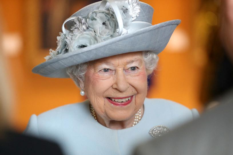 Królowa Elżbieta II /Chris Jackson /AFP