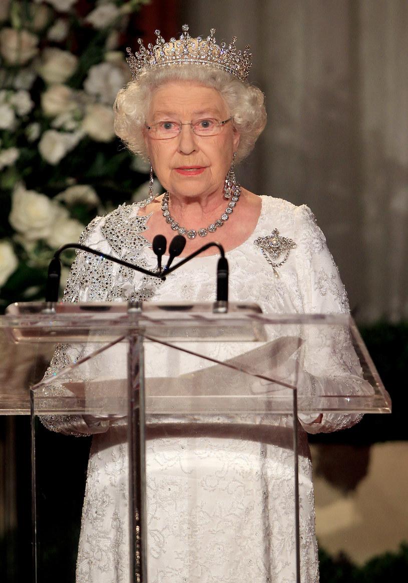 Królowa Elżbieta II /Pool /Getty Images