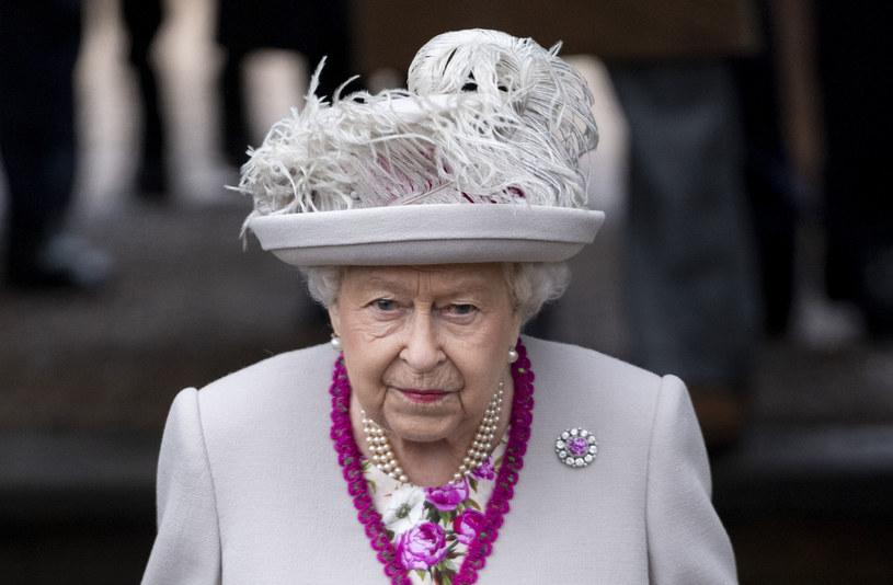 Królowa Elżbieta II /Mark Cuthbert/UK Press /Getty Images