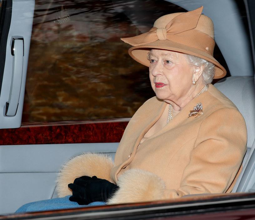 Królowa Elżbieta II /Getty Images