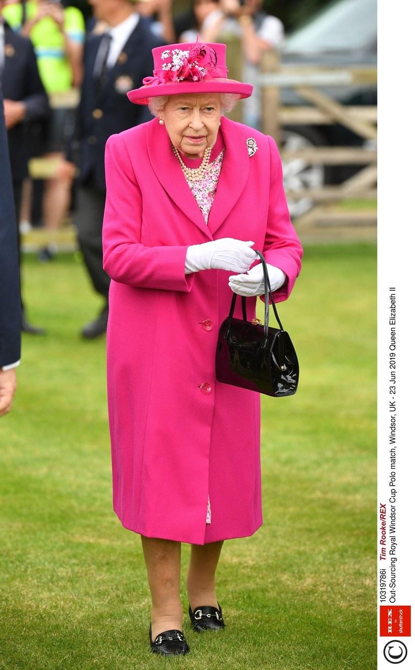Królowa Elżbieta II /Stephen Lock / i-Images /East News