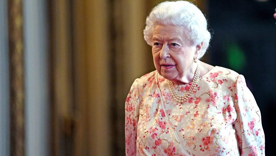 Królowa Elżbieta II /PAP/PA