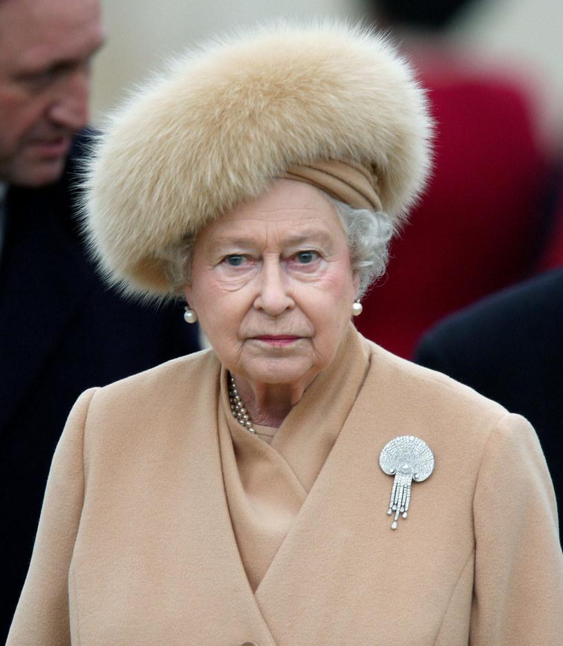Królowa Elżbieta II /DPP/PATRICK VAN KATWIJK/REPORTER /East News