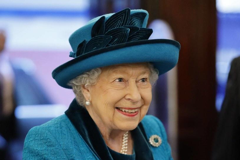 Królowa Elżbieta II / PA Wire    /PAP/EPA