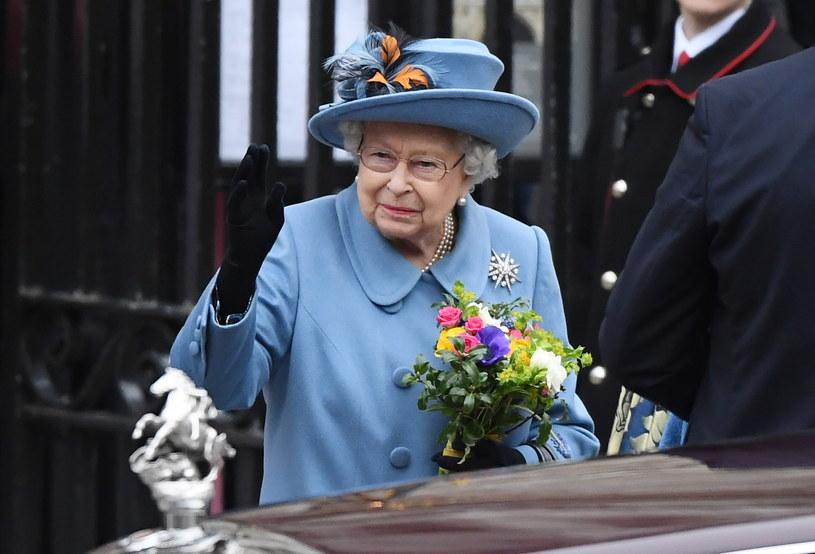 Królowa Elżbieta II /FACUNDO ARRIZABALAGA /PAP/EPA