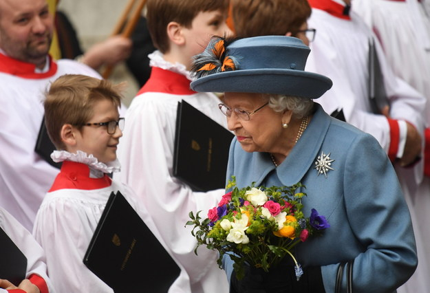 Królowa Elżbieta II /NEIL HALL /PAP/EPA
