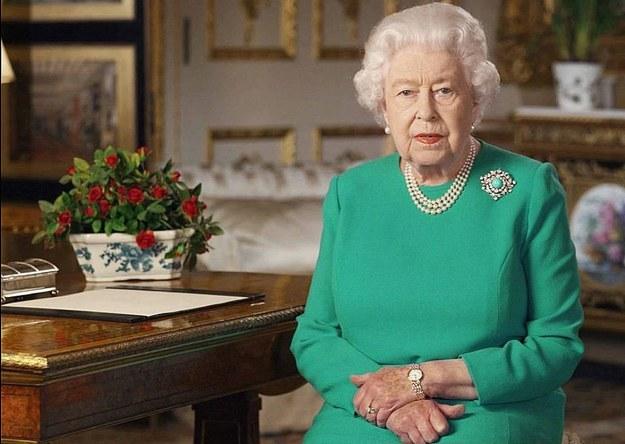Królowa Elżbieta II /Niviere David/ABACAPRESS.COM /PAP/Abaca