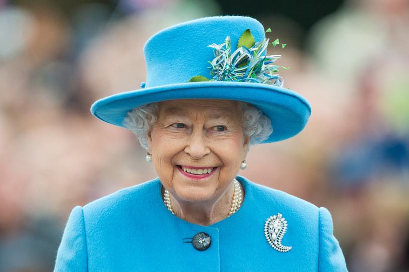 Królowa Elżbieta II /Samir Hussein /Getty Images