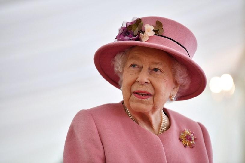 Królowa Elżbieta II /BEN STANSALL /AFP