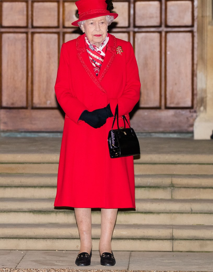 Królowa Elżbieta II /Pool / Samir Hussein /Getty Images