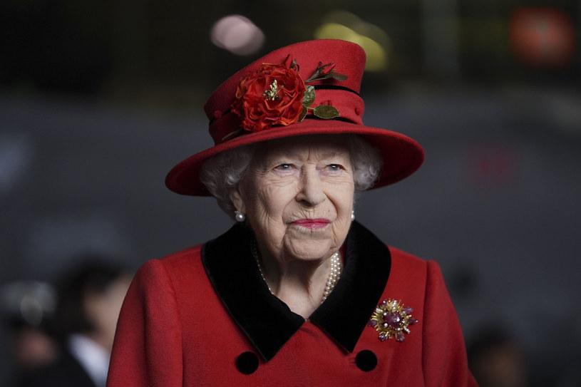 Królowa Elżbieta II /Steve Parsons - WPA Pool/Getty Images /Getty Images