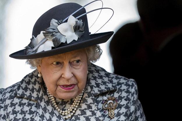 Królowa Elżbieta wyraziła zgodę na brexi /WILL OLIVER  /PAP/EPA