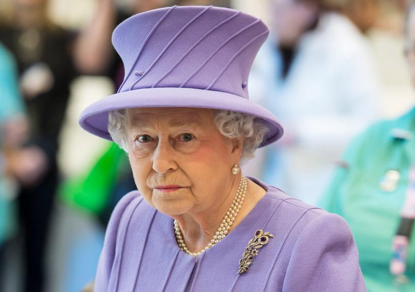 Królowa Elżbieta /AFP
