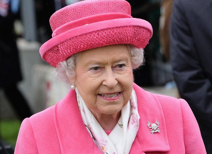 Królowa Elżbieta /Getty Images