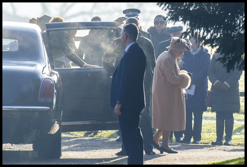 Królowa Elżbieta /Ben Stevens / i-Images /East News