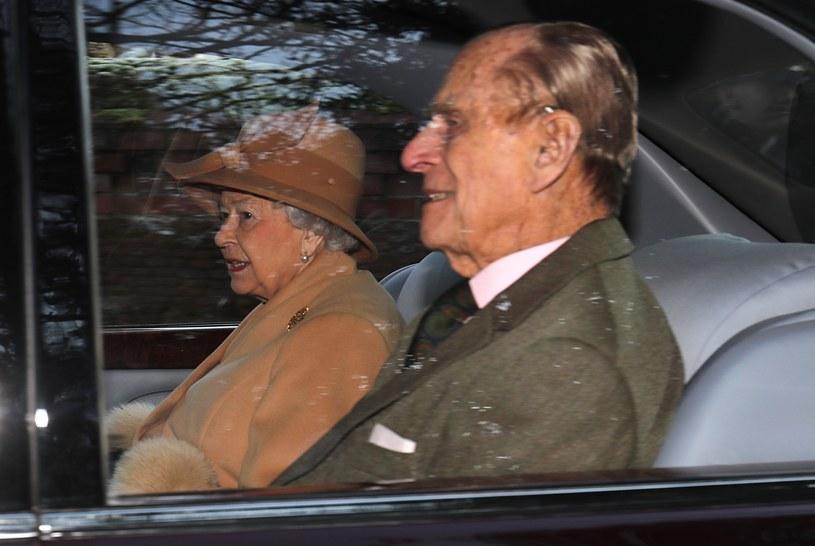 Królowa Elżbieta /Chris Radburn    /East News