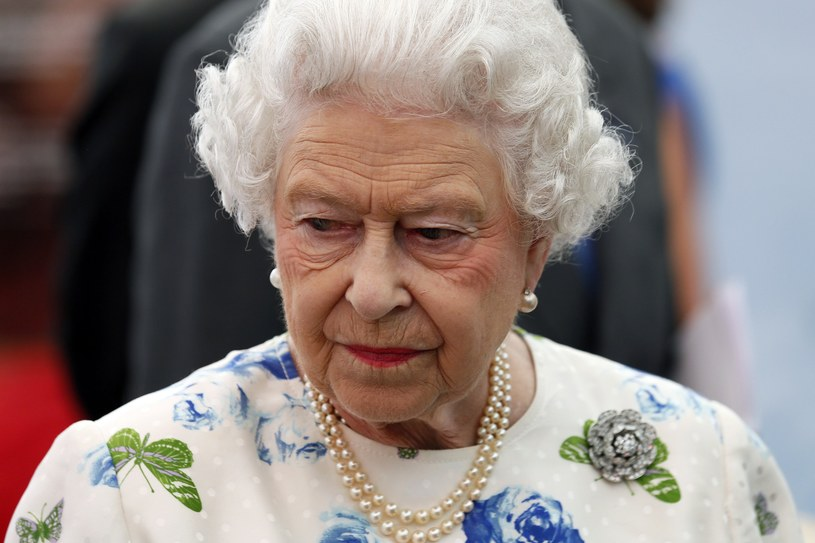 Królowa Elżbieta /WPA Pool /Getty Images