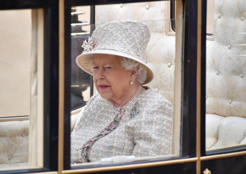 Królowa Elżbieta /Dominic Lipinski   /East News