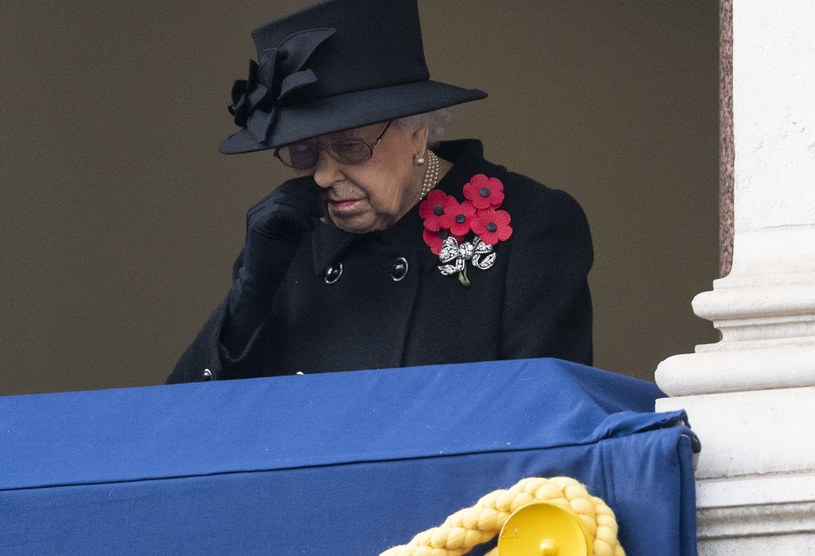 Królowa Elżbieta /Mark Cuthbert /Getty Images