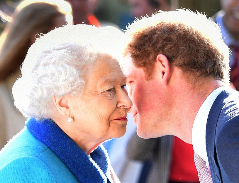 Królowa Eżbieta nie polubiła wybranki jej wnuczka /WPA Pool /Getty Images