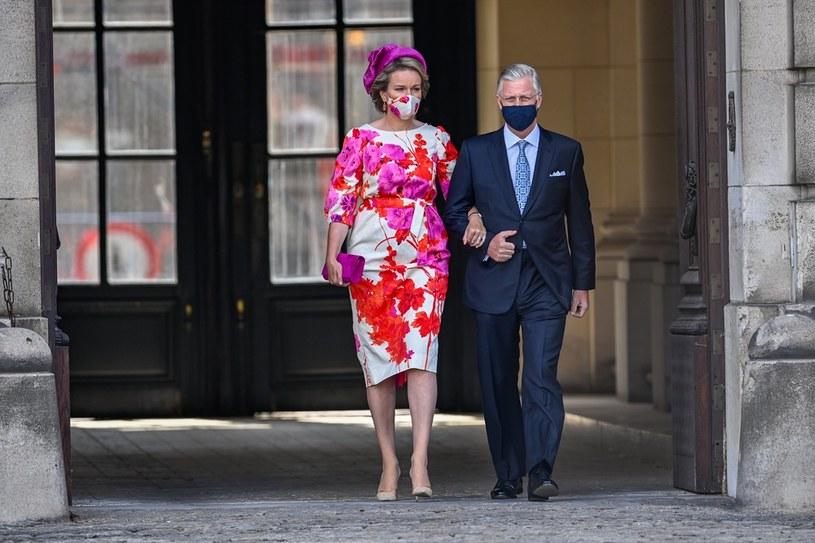 Królowa Matylda ma wyrazisty styl /Getty Images