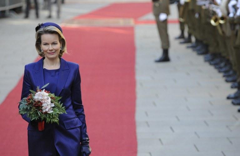 Królowa Matylda /AFP