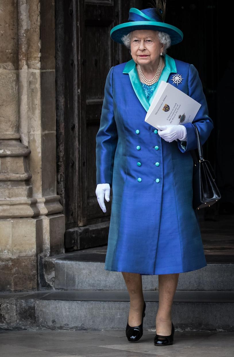 Królowa nie jest najbogatszą osobą w Wielkiej Brytanii /East News