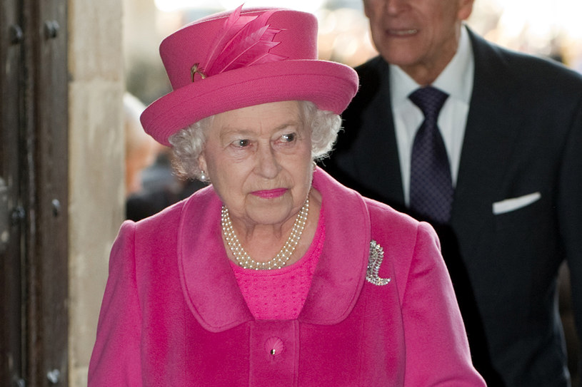 Królowa nigdy nie używa gotówki /Getty Images