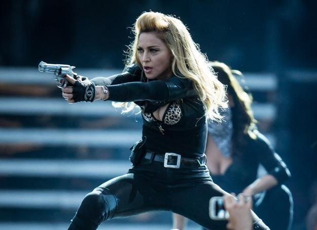 Królowa Popu Madonna nazywana jest też królową skandali - fot. Ian Gavan /Getty Images/Flash Press Media