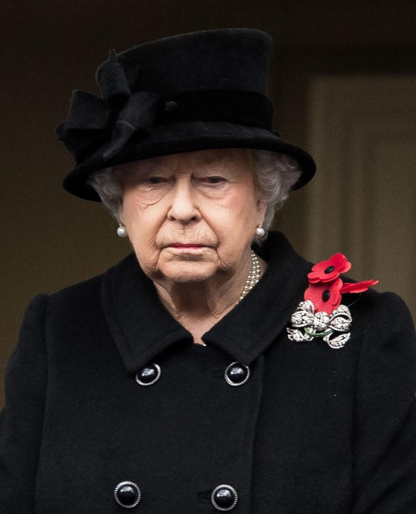 Królowa wygłosiła orędzie do swoich poddanych /Samir Hussein /Getty Images