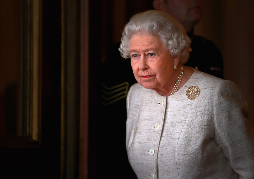 Królowej rozwód w rodzinie był zapewne nie w smak... /Chris Jackson /Getty Images