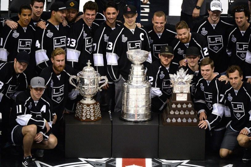 """""""Królowie"""" nie tylko Los Angeles, ale całej ligi /AFP"""