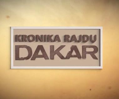 Kronika Rajdu Dakar - podsumowanie 3. etapu (POLSAT SPORT). WIDEO
