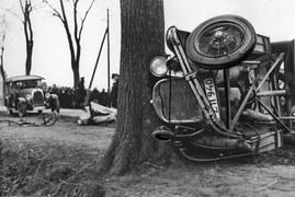 Kronika wypadków drogowych II RP